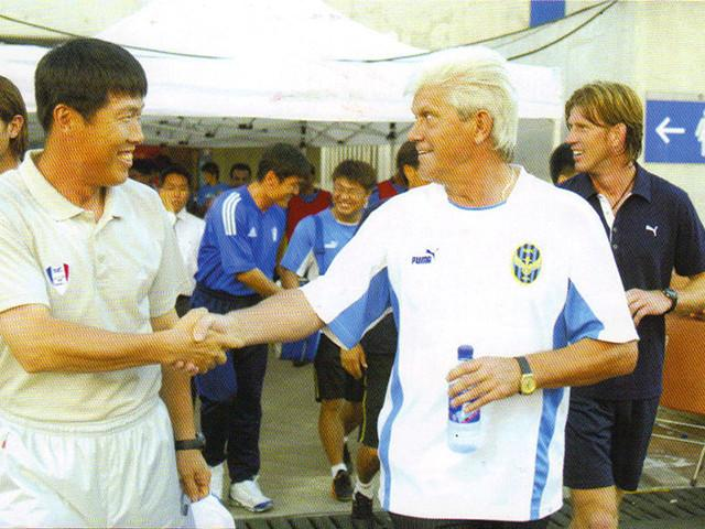 Incheon United, 2004 Jan/Dez.